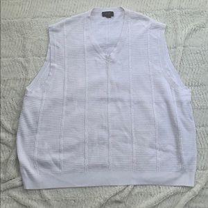 💎5/$25💎Tasso Elba Golf Sweater Vest
